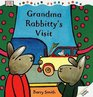 Toddler Story Book Grandma Rabbitty's Visit