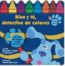 Blue y tu detective de colores