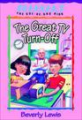 The Great TV Turn-Off (Cul-De-Sac Kids, Bk 18)