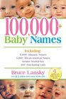 100,000 + Baby Names: The Most Complete Baby Name Book