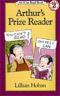 Arthur's Prize Reader (I Can Read, Level 2)
