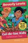 Cul-de-Sac Kids Collection Two Books 7-12