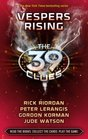 Vespers Rising (The 39 Clues, Bk 11)