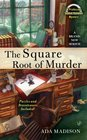 The Square Root of Murder (Professor Sophie Knowles, Bk 1)