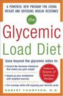 The Glycemic-Load Diet