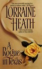 A Rogue in Texas (English Rogues in Texas, Bk 1)