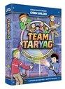 Team Taryag The Fire-X Flashlight Mystery