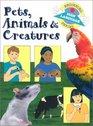 Pets Animals  Creatures