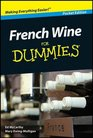 French Wine for Dummies Pocket Edition