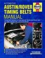Automotive Austin/Rover Timing Belts Manual