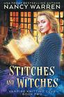 Stitches and Witches A Paranormal Cozy Mystery