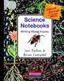 Science Notebooks Second Edition Writing About Inquiry