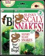 Bugs Bugs Bugs and Slinky Scaly Snakes