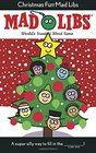 Christmas Fun Mad Libs Deluxe Edition