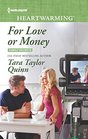 For Love or Money