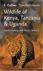 Wildlife of Kenya Tanzania and Uganda