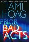 Prior Bad Acts (Kovac / Liska, Bk 3) (Audio CD)