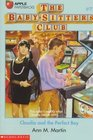 Claudia and the Perfect Boy (Baby-Sitters Club #71)