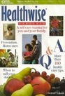 Healthwise Handbook A Self-Care Manual for You