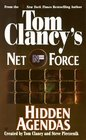 Hidden Agendas (Net Force, Bk 2)