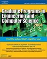 Graduate Programs in Engineering and Computer Science 2004