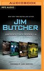 Jim Butcher  Dresden Files Books 14 Storm Front Fool Moon Grave Peril Summer Knight