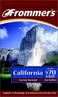 Frommer's California From 70 A Day