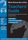 White Wolves Nonfiction Teacher Guide Year 4