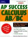 Peterson's Ap Success Calculus Ab/Bc 2001