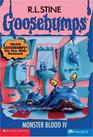 Monster Blood IV (Goosebumps, No 62)