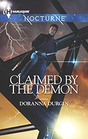 Claimed by the Demon (Harlequin Nocturne)