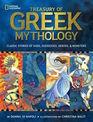 Treasury of Greek Mythology Classic Stories of Gods Goddesses Heroes  Monsters