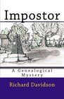 Impostor A Genealogical Mystery