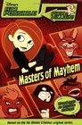 Disney's Kim Possible Pick a Villain Masters of Mayhem  Book 3