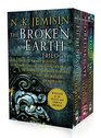 The Broken Earth Trilogy The Fifth Season The Obelisk Gate The Stone Sky
