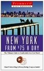 Frommer's New York from 75 a Day
