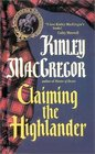 Claiming the Highlander (MacAllisters, Bk 2)