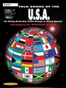 Strings Around the World -- Folk Songs of the USA String Bass