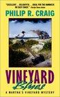 Vineyard Blues  (Martha's Vineyard, Bk 11)