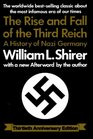 Rise And Fall Of The Third Reich-30TH ANNIV EDITION  A History of Nazi Germany
