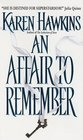 An Affair to Remember (Talisman Ring, Bk 1)
