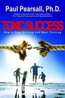 Toxic Success How to Stop Striving and Start Thriving