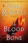 Of Blood and Bone (Chronicles of The One, Bk 2)