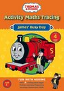 James' Busy Day Activity Maths Tracing