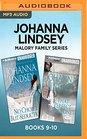Johanna Lindsey Malory Family Series Books 9-10 No Choice But Seduction  That Perfect Someone