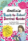 Amelia's BacktoSchool Survival Guide Vote 4 Amelia Amelia's Guide to Babysitting