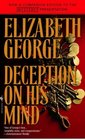 Deception on His Mind (Inspector Lynley, Bk 9)
