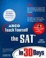 ARCO Teach Yourself the SAT in 30 Days