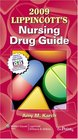 2009 Lippincott's Nursing Drug Guide Canadian Version