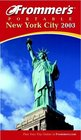 Frommer's  Portable New York City 2003